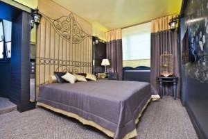 Спальня с канарейкой (peredelka.tv)