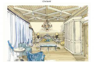 Дом в Завидово